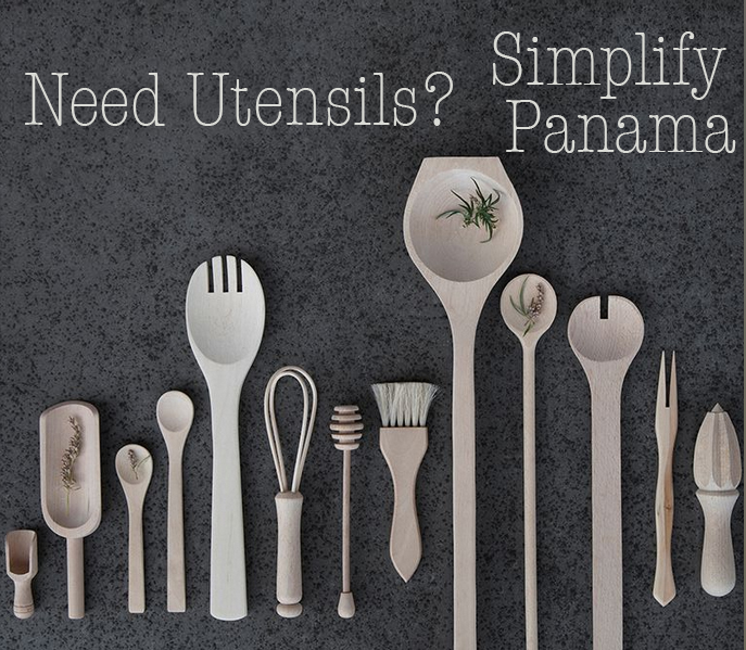 need utensils